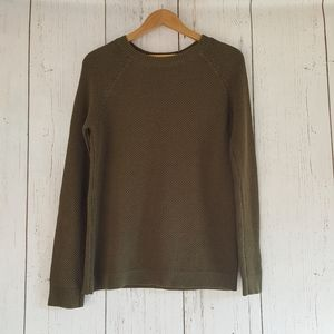 🍋[Forever 21] Olive Pullover Sweater